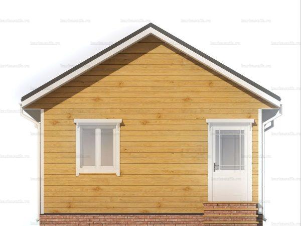 Дом с бесплатной доставкой 6 на 6 фото 3