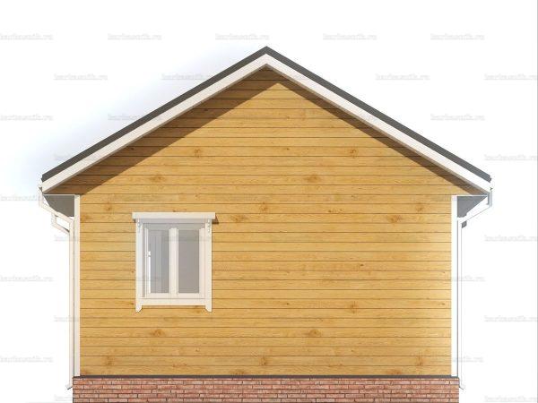 Дом с бесплатной доставкой 6 на 6 фото 5