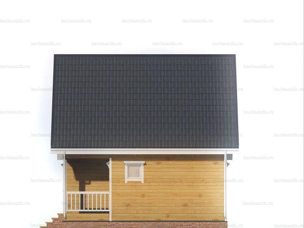Дом правильной формы 7х6 фото 6