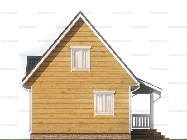 Загородный дом 9 на 6 фото 3
