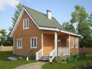 Построить дом 8х6