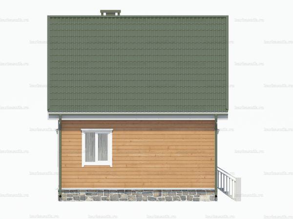 Построить дом 8х6 фото 4