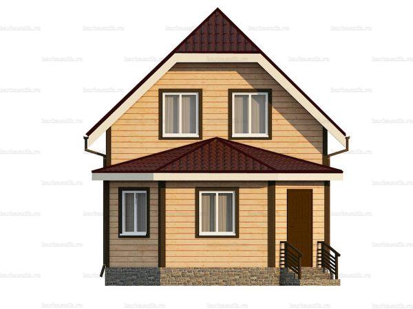 Дом с установкой 8.5х6 фото 3
