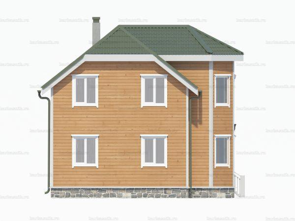 Загородный дом 9 на 8 фото 5
