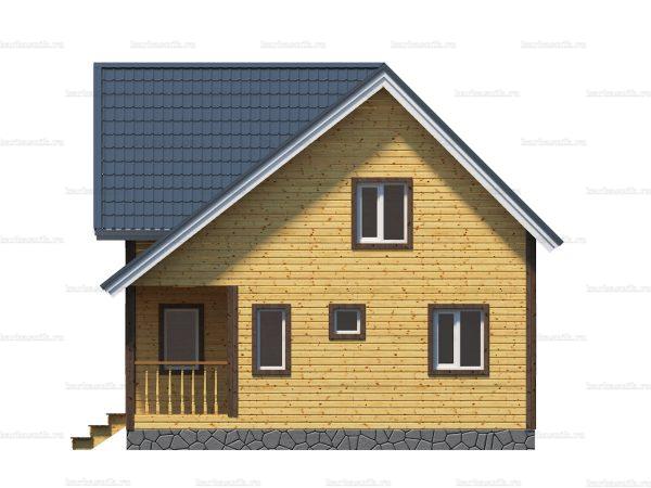 Дом с расценками 10х8 фото 3