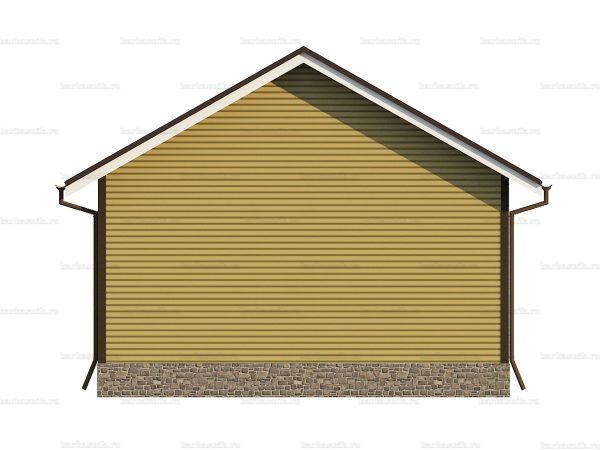 Строительство каркасного коттеджа 7.5х6 фото 4