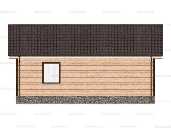 Дом с прайсом 9х6 фото 5