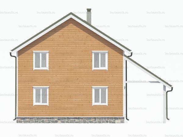 Дом под ключ с котельной 9х8 фото 4