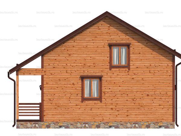Большой дом 9.5х8 фото 3