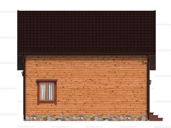 Большой дом 9.5х8 фото 4