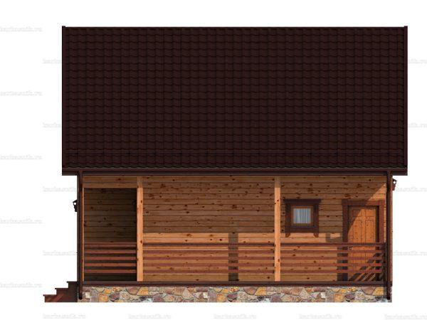 Большой дом 9.5х8 фото 6