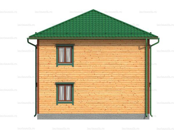 Дом с доставкой 8х8 фото 3