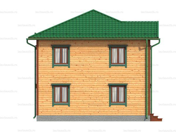 Дом с доставкой 8х8 фото 6