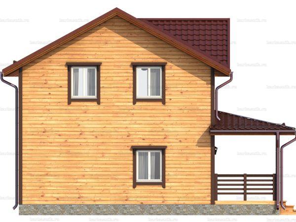 Уютный дом 9х7.5 фото 3