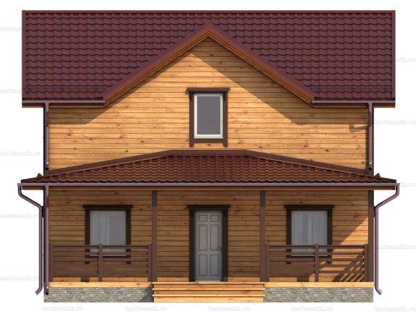 Уютный дом 9х7.5 фото 4