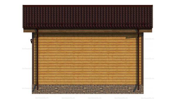 Маленький дом 6х4.5 фото 5