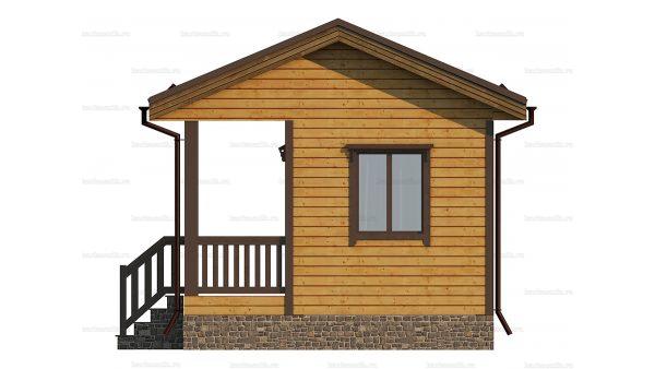 Маленький дом 6х4.5 фото 4