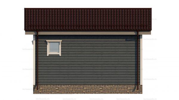 Строительство недорого дома 6х3 фото 5