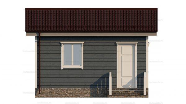 Строительство недорого дома 6х3 фото 3