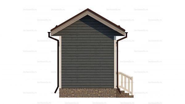 Строительство недорого дома 6х3 фото 4
