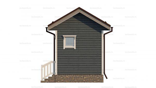 Строительство недорого дома 6х3 фото 6