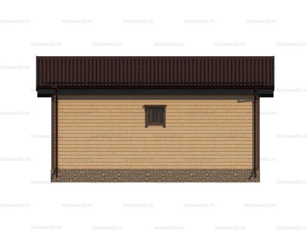 Дом с теплоизоляцией 8 на 6 фото 4