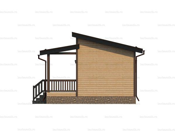 Дом с теплоизоляцией 8 на 6 фото 5