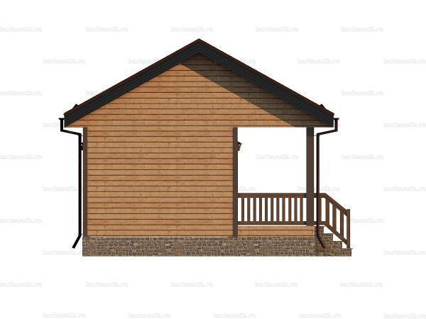 Садовый домик 6 на 6 фото 3