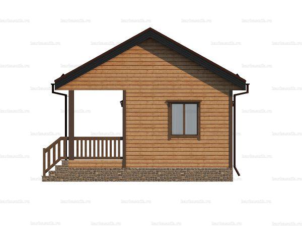 Садовый домик 6 на 6 фото 5