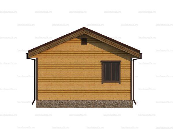 Дом для дачного участка 6х4 фото 4