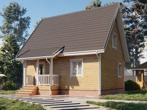 Лучший дом 8х7
