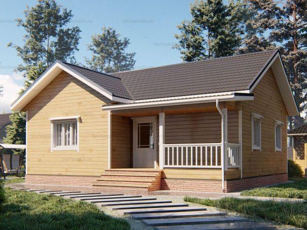 Построить дом 10х8.5