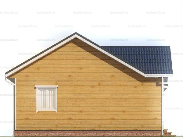 Построить дом 10х8.5 фото 4