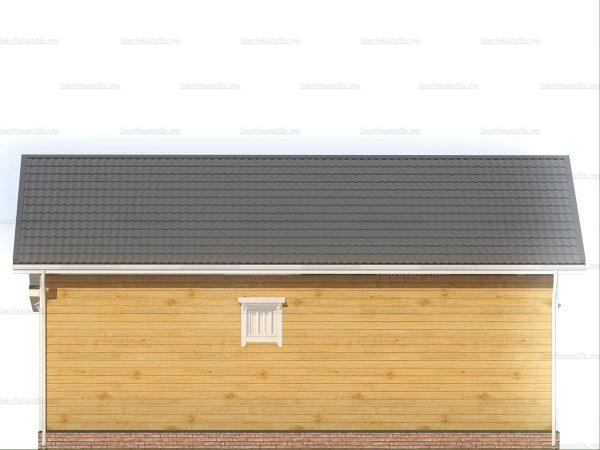 Построить дом 10х8.5 фото 5