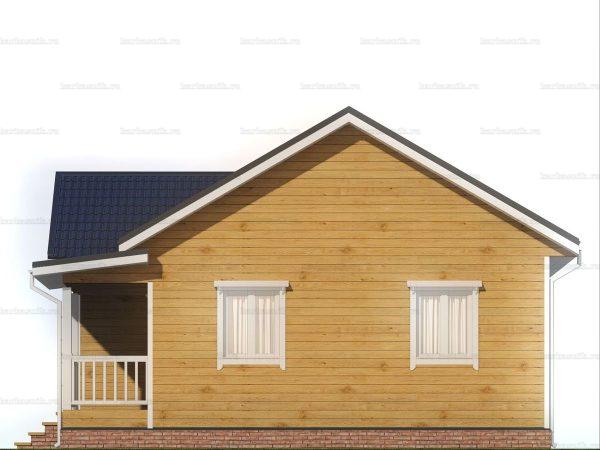 Построить дом 10х8.5 фото 6
