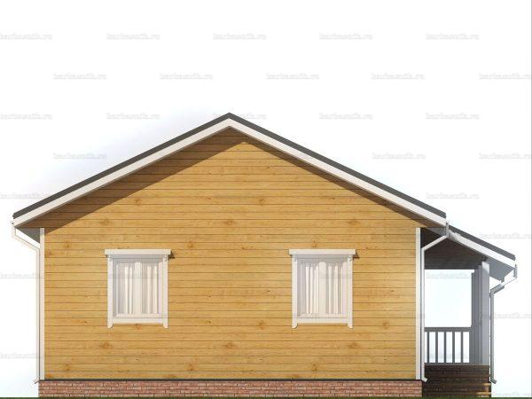 Дом с установкой 9х7.5 фото 3
