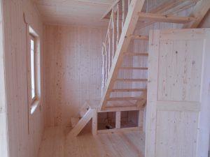 Готовый объект – дом из бруса 10х9 под ключ (фото 9.)