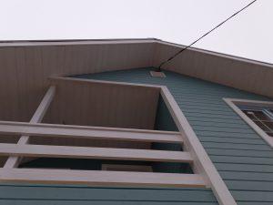 Готовый объект – каркасный дом 8х8 под ключ (фото 10.)