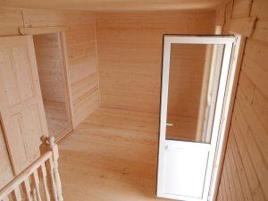 Готовый объект – дом из бруса 10х9 под ключ (фото 11.)