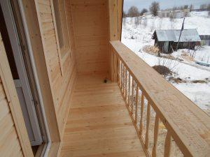 Готовый объект – дом из бруса 10х9 под ключ (фото 13.)