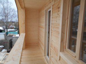 Готовый объект – дом из бруса 10х9 под ключ (фото 14.)
