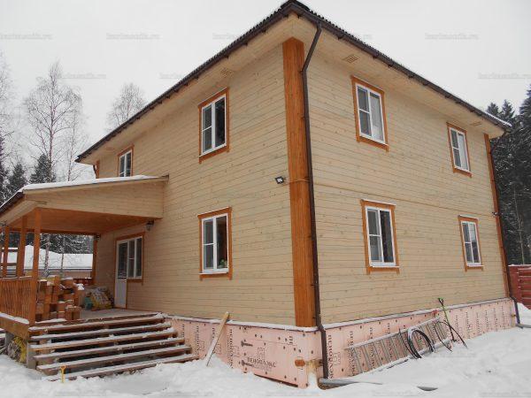 Дом из бруса 10х9 Высоковск