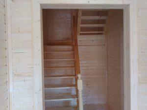 Готовый объект – дом из бруса 10х8 под ключ (фото 5.)