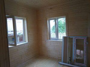 Готовый объект – дом из бруса 10х8 под ключ (фото 4.)