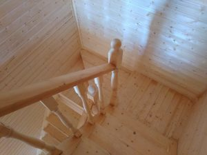 Готовый объект – дом из бруса 10х8 под ключ (фото 6.)