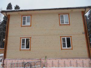 Готовый объект – дом из бруса 10х9 под ключ (фото 5.)