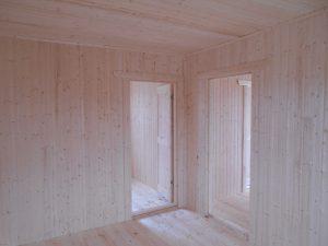 Готовый объект – дом из бруса 10х9 под ключ (фото 6.)