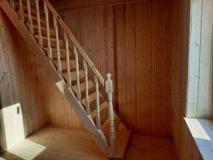 Готовый объект – каркасный дом 8х8 под ключ (фото 5.)