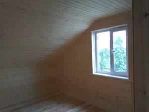 Готовый объект – дом из бруса 10х8 под ключ (фото 9.)