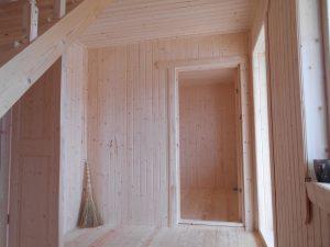 Готовый объект – дом из бруса 10х9 под ключ (фото 8.)